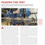 Verifica e calibrazione del flusso nella distillazione della vodka – Dal Blog di Emerson Automation Expert